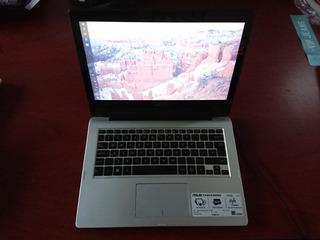 Netbook Asus Transformer Book Flip I5-4210 6gb Canje Permuta