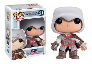 Ezio Muñeco De Assassins Creed 2 Funko Pop Original En Caja