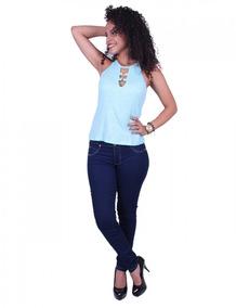 Blusa Feminina Ellabelle Eb-10010 - Asya Fashion