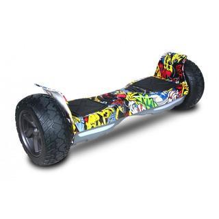 Skate Elétrico Scooter Hoverboard Off Road 8,5 Frete Gratis