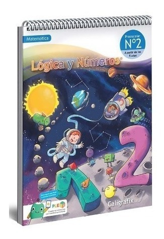 Lógica Y Números N°2 Pleiq Edicion 2021 Caligrafix