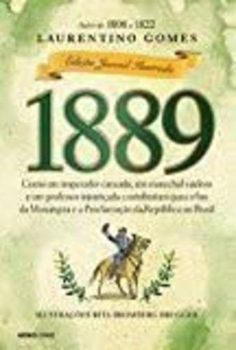 Revista 1889 - Edicao Juvenil Ilustrada Laurentino Gomes