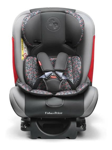 Cadeirinha Para Auto Com Isofix Fisher-price Vermelha Bb560