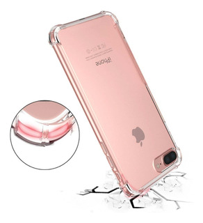 Capa Capinha Anti Impacto P iPhone 5 6 6s 7 8 10 X Xs Max Xr