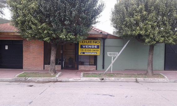 Dueño Vende Hermosa Casa 5 Amb.ideal 2 Flias.en Villa Celina