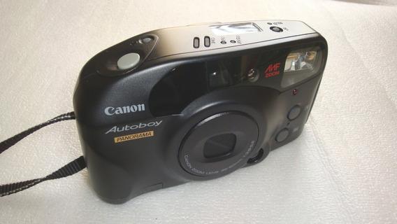 Maquina Fotografica Autoboy Panorama Canon - Usada No Estado