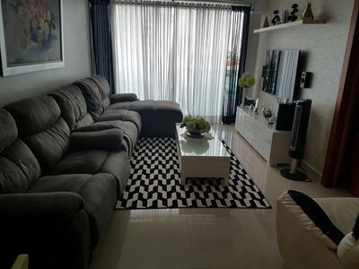 Hermoso Apartamento En El 5to Piso, El Millon!