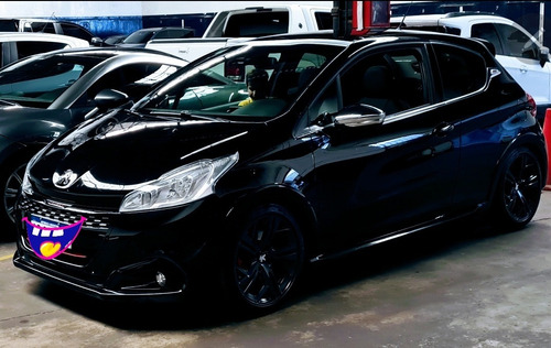 Peugeot 208 2018 1.6 Gti