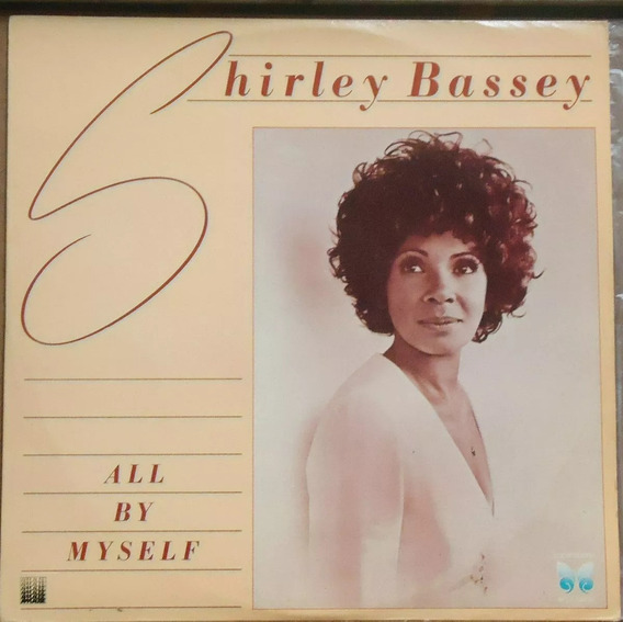 Shirley Bassey, All By Myself 1982 - Lp