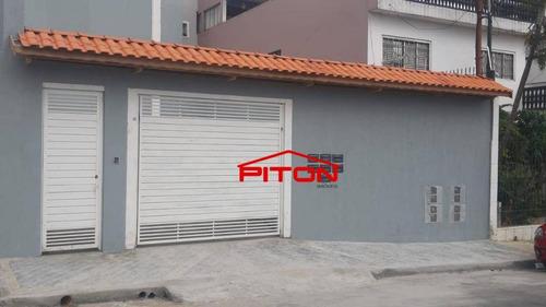 Imagem 1 de 15 de Sobrado Com 2 Dormitórios À Venda, 59 M² Por R$ 250.000,00 - Ermelino Matarazzo - São Paulo/sp - So2577