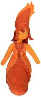 Jazwares Adventure Time Flame Princess 11 Plush Doll