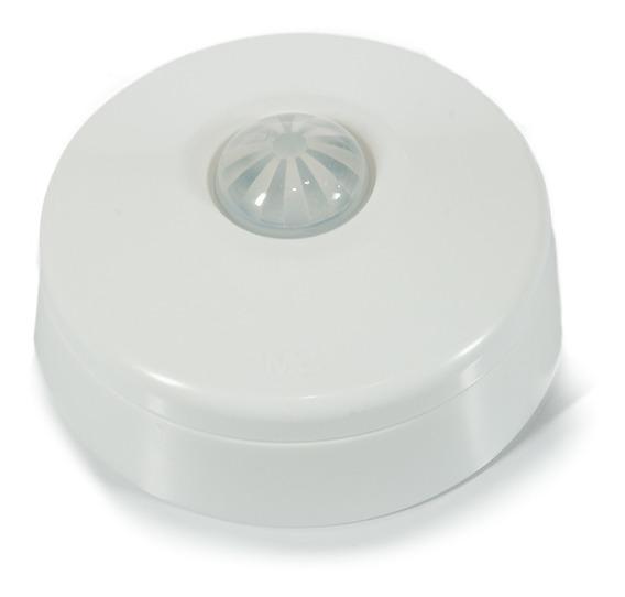 Sensor Presença Teto 360 Embutir E Sobrepor Margirius Mpt40