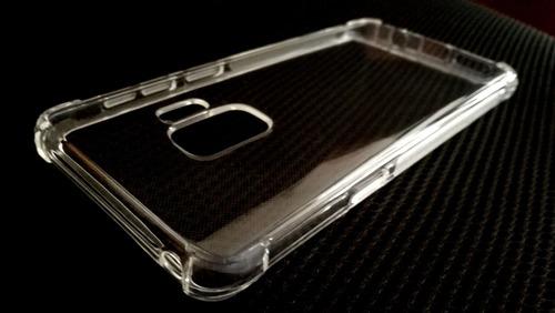 Protector Case Samsung S9 S9 Plus ** Antishock Flexible **