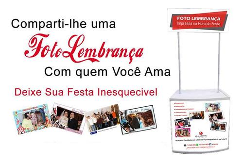 Imagem 1 de 9 de Foto Lembrança Impressa Na Hora Da Festa - Pacote 2 Horas