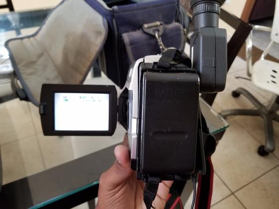 Camera Jvc Gr-smx750u Com Maleta - Vinda Dos Estados Unidos