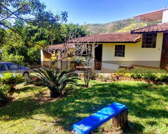 Vendo Casa Com Quintal No Bairro Lameirão Em Paty Do Alferes - Rj - Ca00055 - 68139889
