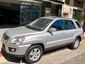 Kia Sportage 4x4 Full Con Techo Impecable Nueva 2009