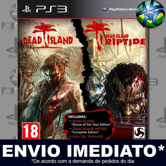 Dead Island Franchise Pack Ps3 Psn Jogo Em Promoção Play 3