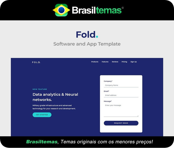 Fold - Software Multifunc. E Modelo De Aplicativo - Original