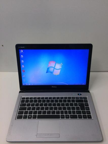 Notebook Philco Dual Core Hd 250gb Mem Ram 4gb Barato Rf 30