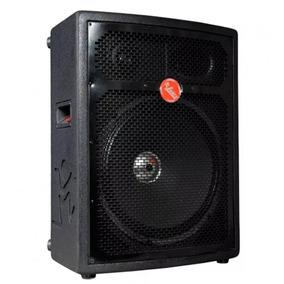 Caixa Ativa 15 Leacs Fit 550 250w - Com Usb E Bluetooth