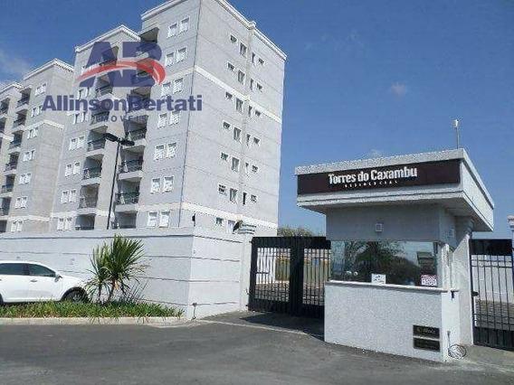 Apartamento Para Alugar No Bairro Caxambu Em Jundiaí - Sp. - Ap249-2