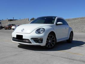 Volkswagen Beetle 2.5 Sportline Tiptronic At 2017 Blanco