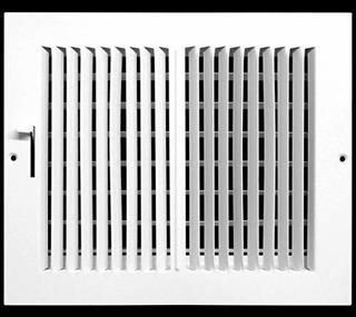 10 X 8 2vías Supply rejilla Conducto Cover &difuser f