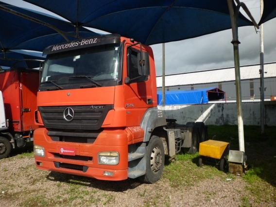 Mb Axor 2540s 6x2 2010/2011