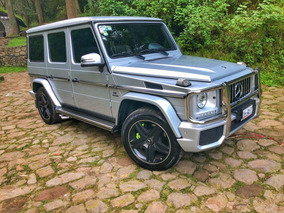 Mercedes-benz Clase G 5.5l G 63 Amg Biturbo At