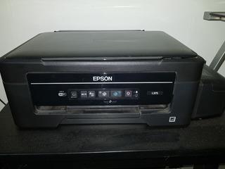 Impresora Epson L375 Ecotank Para Laminas Comestibles
