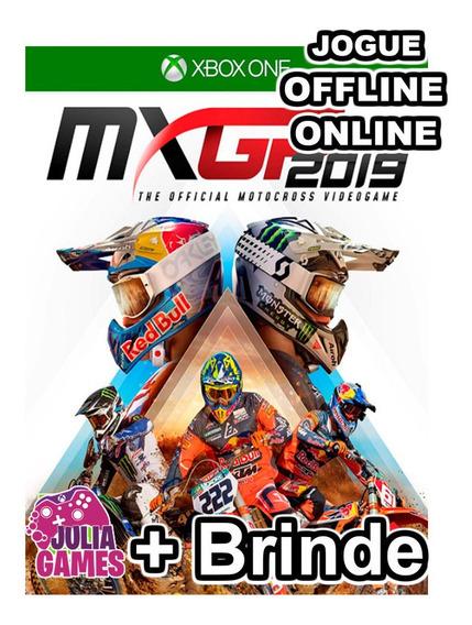 Mxgp 2019 Xbox One Midia Digital + 1 Jogo De Brinde