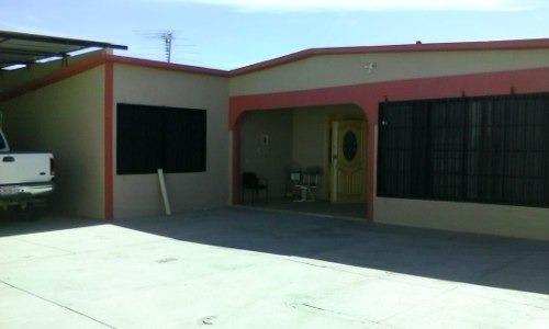 Venta Casa En Cd. Constitución