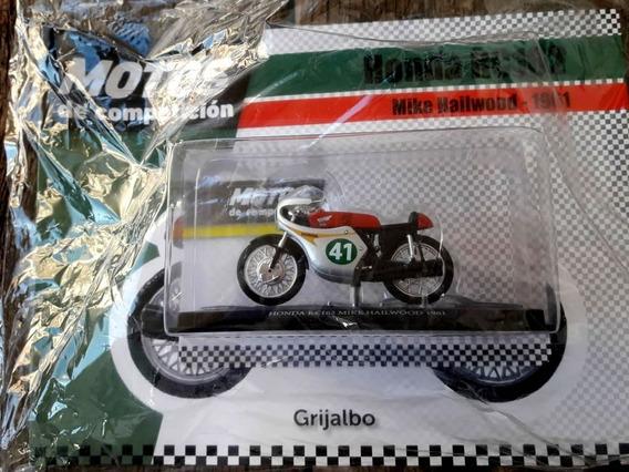 Motos De Competición N°8 Honda Mike Hailwoods
