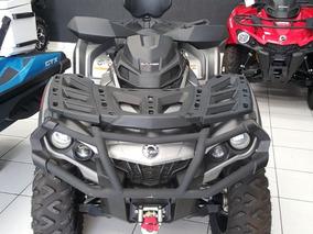 Quadriciclo Can-am Outlander 850 Max Xt 704km