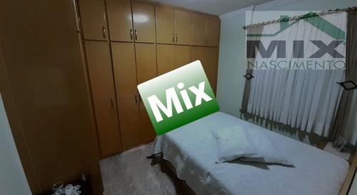 Apartamento Padrão Mobiliado Em Fundação  -  São Caetano Do Sul - 3548
