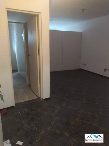 Imagem 1 de 8 de Sala No Coração De Taboão Da Serra Com 35m - Sa0036