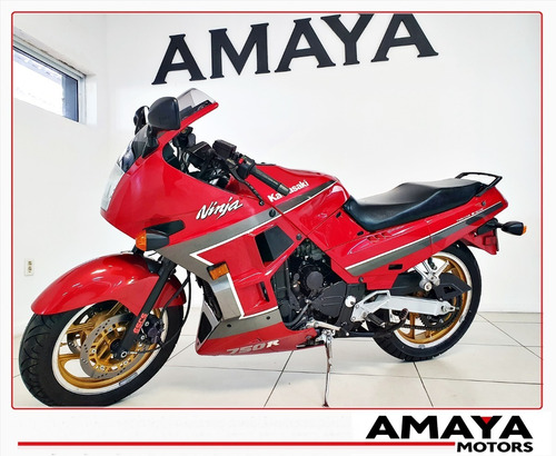 Amaya Kawasaki Ninja Gpx 750 R Año 1989 Unica En Su Estado !