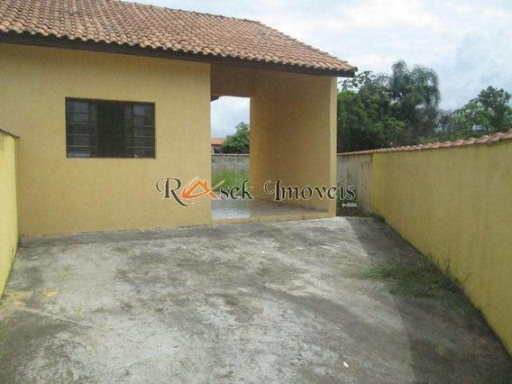 Casa Com 2 Dorms, Santa Júlia, Itanhaém - R$ 155 Mil, Cod: 116 - V116