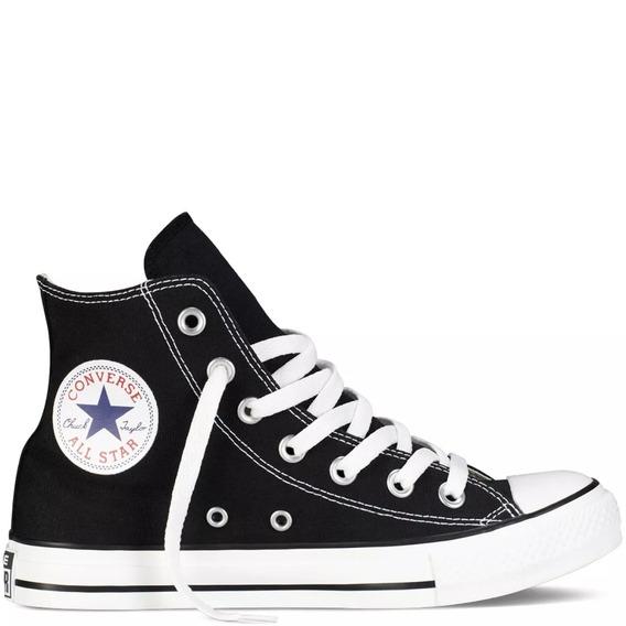 Zapatillas Converse All Star Hi Negro