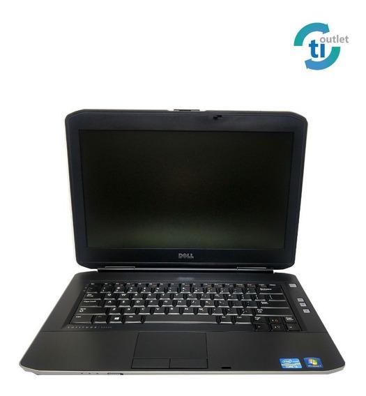 Notebook Dell Latitude E5430 4gb Windows 7 I3 14 Polegadas