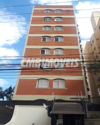 Imagem 1 de 12 de Apartamento À Venda 1 Dormitório No Bairro Centro Em Campinas - Ap22152 - Ap22152 - 69488214