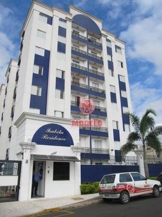 Apartamento Com 3 Dormitórios À Venda, 80 M² Por R$ 280.000 - Nova América - Piracicaba/sp - Ap3111