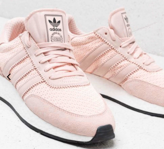 Zapatillas Deportes Marca Líder Alemana Mod I-5923 Icey Pink