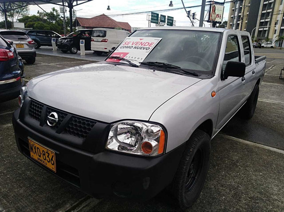 Nissan Frontier Np300 4×2