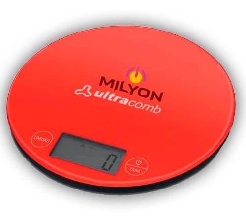 Balanza De Cocina Digital Ultracomb Bl 6001 Graduacion 1gr