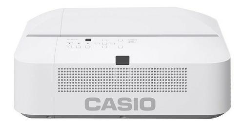 Casio Pro Xj Ut351w Proyector Led Tiro Ultra Corto 3100 Ansi