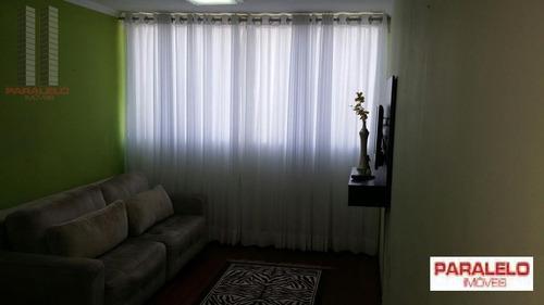 Apartamento À Venda, 67 M² Por R$ 325.000,00 - Vila Prudente - São Paulo/sp - Ap1797