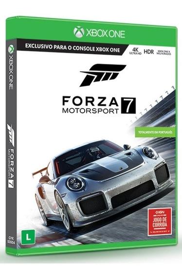 Forza 7 (corrida) - Midia Fisica Original Lacrado - Xbox One