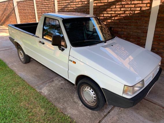 Fiat Fiorino 1.3 Pickup The White Eagle